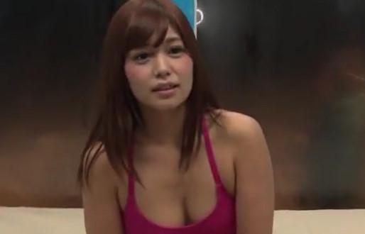 【マジックミラー号】超絶美人なエロカワ彼女がMM号でマッサージ師に寝取られます!
