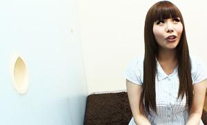 【無修正】[無修正]西川りおん│爆乳娘、ラッキーホールで遊んでるうちに…