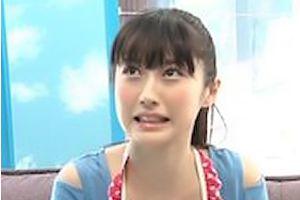 アイドルフェイスのウブ娘がマジックミラー号で赤面筆下ろし【MM号】